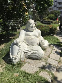 台湾 布袋様の写真・画像素材[865158]