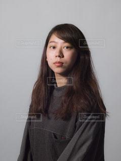 劇団にいそうな女性の写真・画像素材[865695]