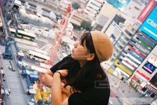 シティガールの写真・画像素材[865814]