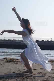 コンテンポラリーダンスの写真・画像素材[866508]