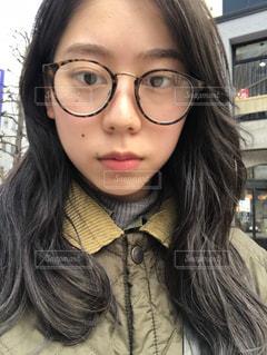 メガネをかけてアンの写真・画像素材[921246]