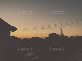 夜明けの写真・画像素材[888408]