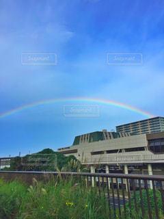 虹の橋の写真・画像素材[745758]