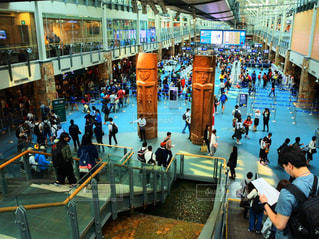 バンクーバー国際空港の写真・画像素材[866882]