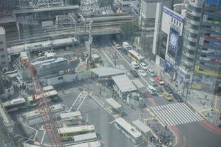 都市の空中写真の写真・画像素材[866812]