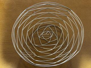 テーブルの上の果物カゴの写真・画像素材[920329]