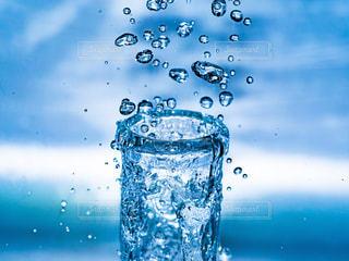 水滴の写真・画像素材[867816]