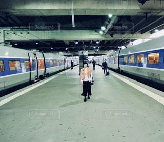 パリのモンパルナス駅にて - No.869626