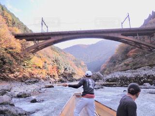 京都 保津川下りの写真・画像素材[870499]