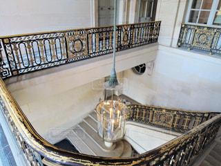 プチトリアノンの階段の写真・画像素材[874470]