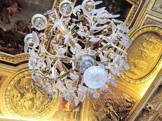 ヴェルサイユ宮殿にての写真・画像素材[874479]