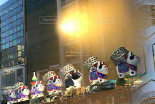 銀座 三越にての写真・画像素材[947774]