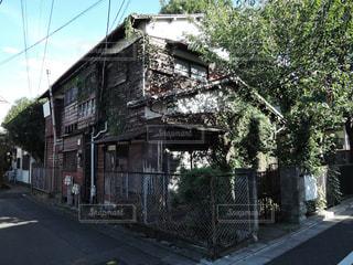 世田谷区内の廃墟の写真・画像素材[1446661]