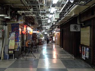 東京メトロ浅草駅の地下街の写真・画像素材[1797622]
