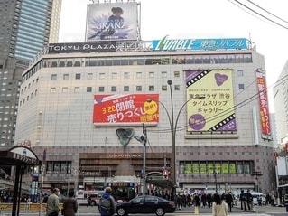 建て替え前の渋谷駅の東急プラザの写真・画像素材[2508171]
