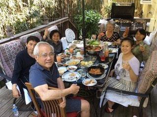 家族の写真・画像素材[34980]