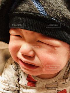 大号泣の写真・画像素材[1804395]