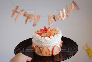 離乳食ケーキの写真・画像素材[996120]