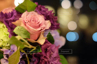 薔薇の花束の写真・画像素材[997714]