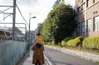 帰り道の写真・画像素材[1119938]