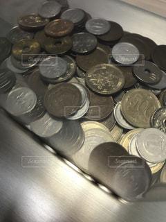 お金の写真・画像素材[1116111]