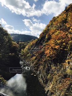 定山渓の写真・画像素材[869379]