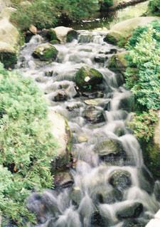 流水の写真・画像素材[871328]