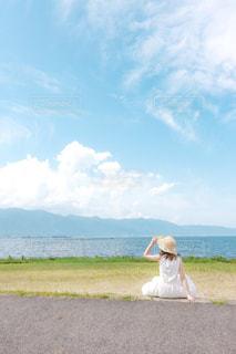 夏空の写真・画像素材[869782]