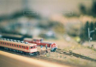 おもちゃの列車の写真・画像素材[1038062]