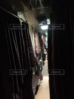 インド鉄道内の写真・画像素材[870068]