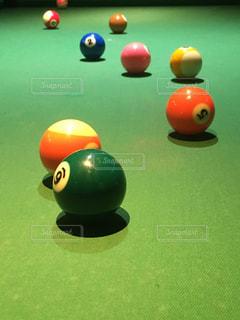 グリーン ボールの写真・画像素材[870148]