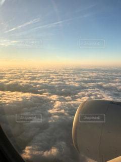 飛行機の写真・画像素材[453839]