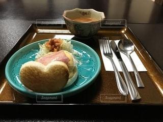 ハートのパン - No.870504