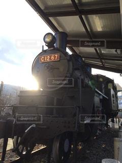 蒸気機関車の写真・画像素材[925031]