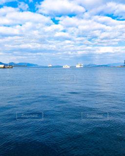 香川 高松の海 瀬戸内海 オーシャンビューの写真・画像素材[1792169]