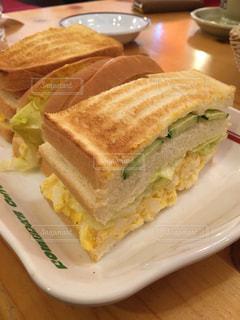 アメリカンなサンドイッチの写真・画像素材[873105]