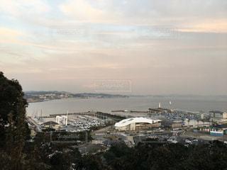 江ノ島からの景色の写真・画像素材[871460]