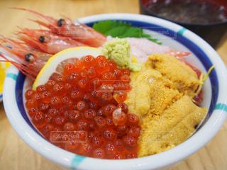 海鮮丼の写真・画像素材[872286]