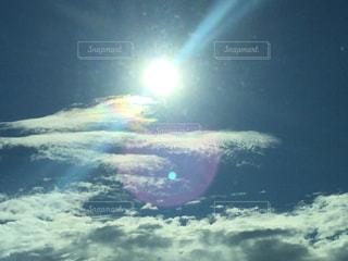 彩雲の写真・画像素材[871701]