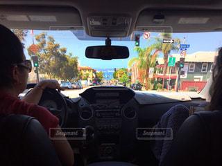 サンディエゴ空港まで車で。の写真・画像素材[906617]