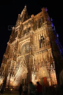 ストラスブール大聖堂の写真・画像素材[872412]