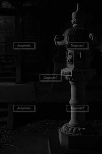 夜灯篭の写真・画像素材[872414]