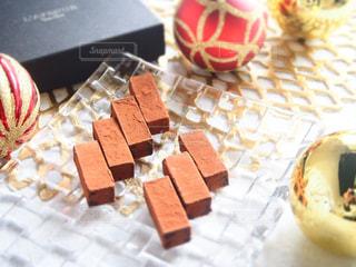 生チョコレートの写真・画像素材[937169]