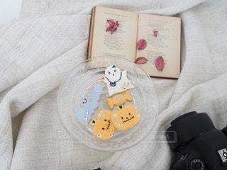ハロウィンクッキーの写真・画像素材[1540038]