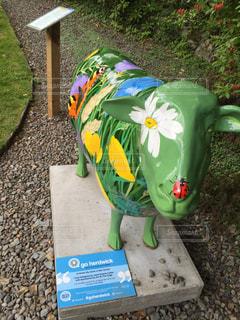 カラフルな羊さん - No.883002