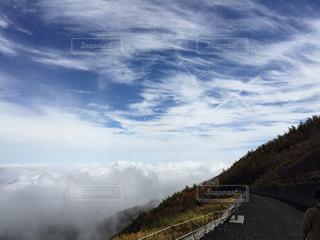 雲の上と下 - No.906601