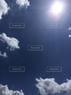 空の雲の写真・画像素材[1223084]