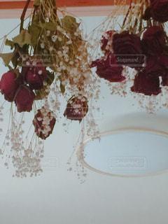 吊るし花の写真・画像素材[1357288]