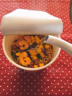 カップ麺の写真・画像素材[1525001]