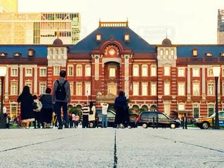 東京駅の写真・画像素材[1577924]